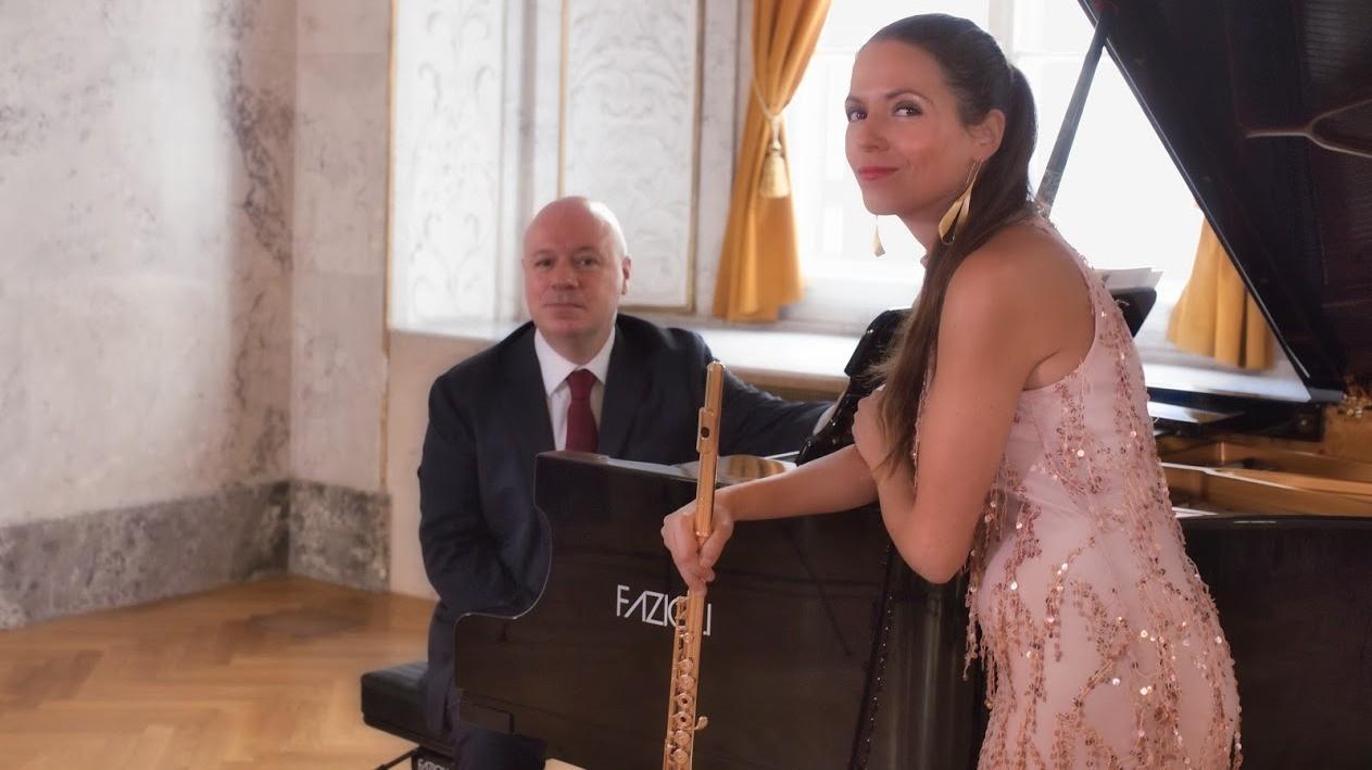 Concert de flauta i piano